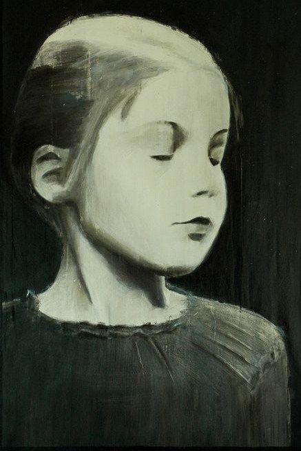 Diederik Boyen | Hibernation - Oil on Canvas 115x160cm
