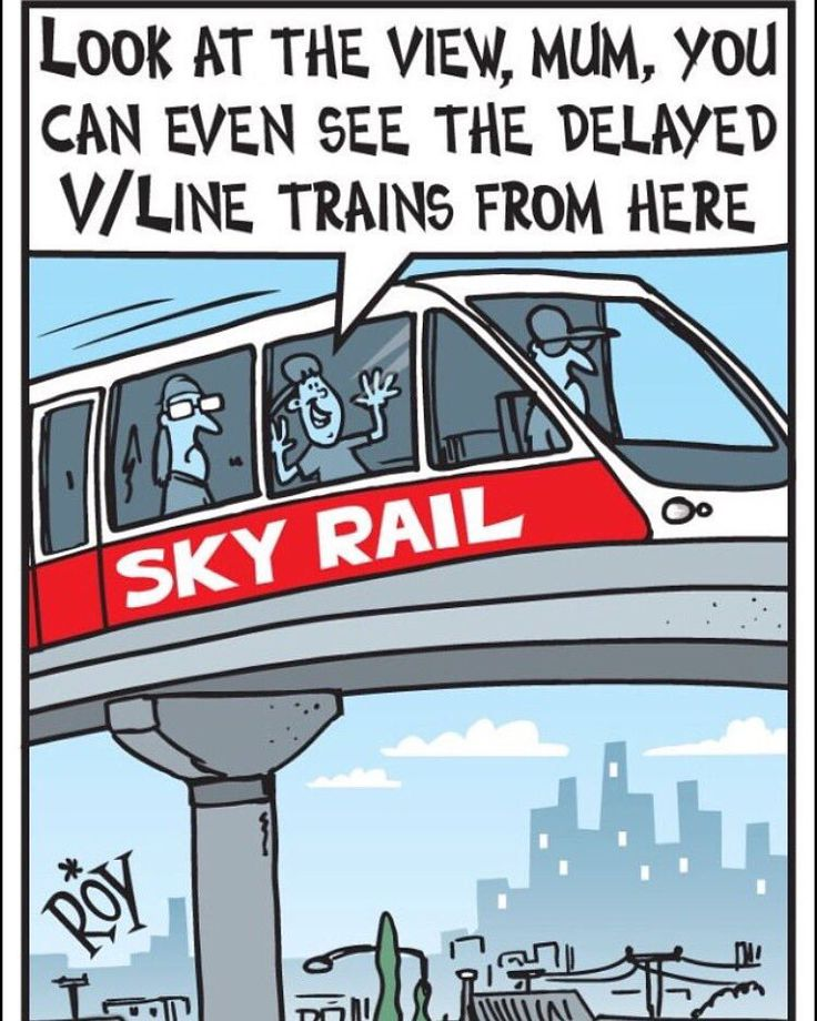 Political humour on public transport infrastructure