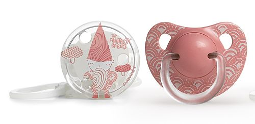 Sauvinex Chupete mas broche. Little luxuries. $5.990  De 6 a 12 meses anatómico. Con chupete anatómico que imita la forma del pezón materno durante la succión, adaptándose perfectamente al paladar.