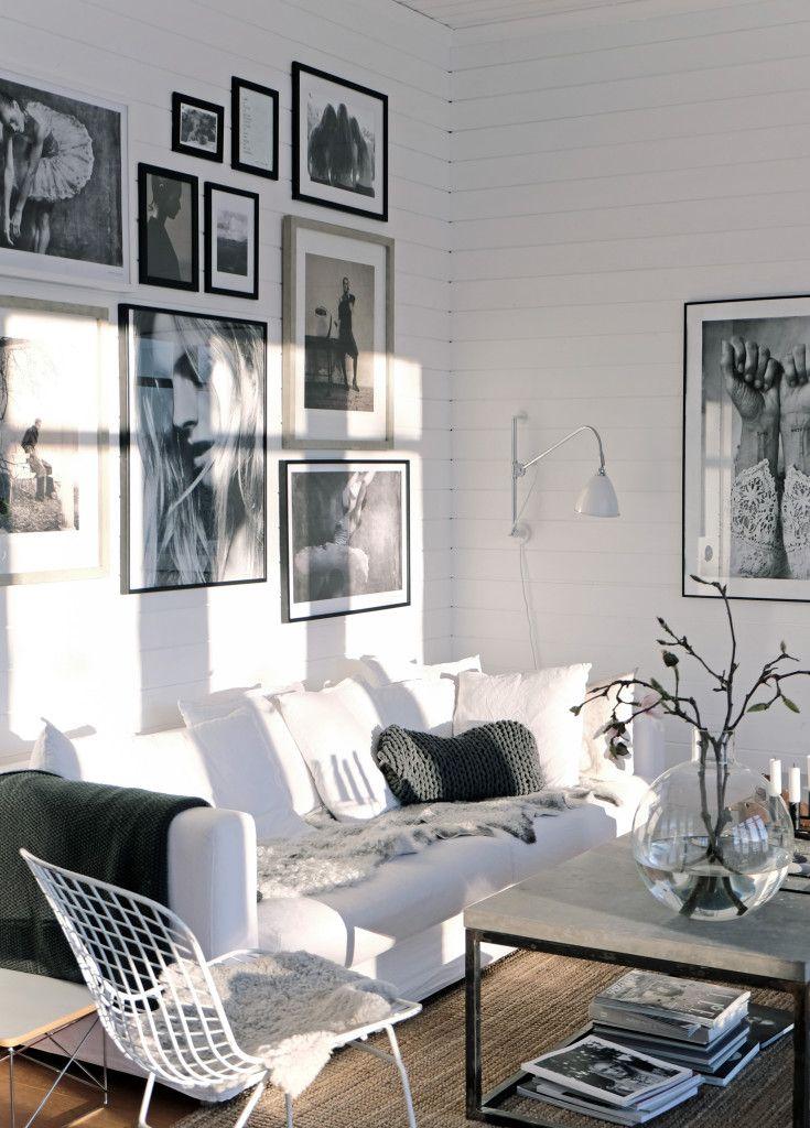 Monochromatic living room collection. Love Warriors - Dogma $349.00 (http://www.norsu.com.au/love-warriors-dogma/)