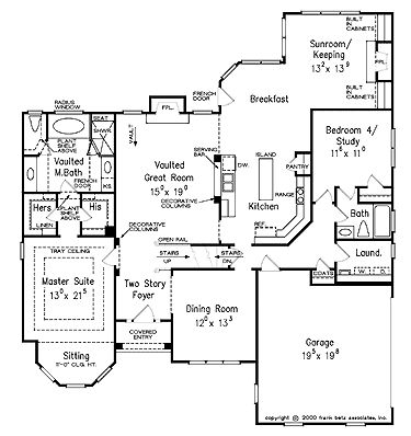 House Plans With Master Kitchens likewise Gas Piping likewise Abington House Plan 1 also Floor Plans House besides This Is An Incredible Floor Plan Would Turn Th. on two story house plans master down