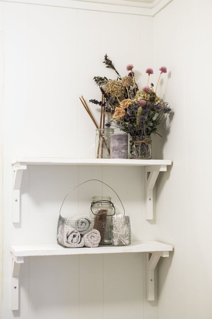 The dried flowers are so darling in Tegan & Dan's Renewed East Vancouver Gem   – Home Decor