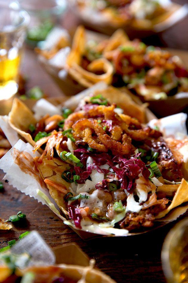 Game Day Eats Series   Episode 4: Southern BBQ Nachos