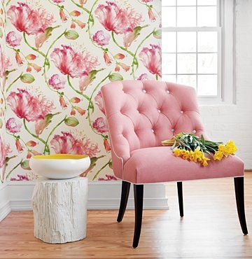 425 best Thibaut Wallpapers images on Pinterest   Fabric wall ...