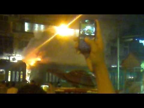 حريق فى ترام اسكندرية 8/11/2012.mp4