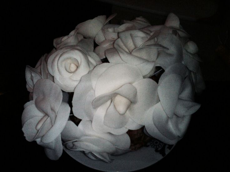 Flores!! Pastel