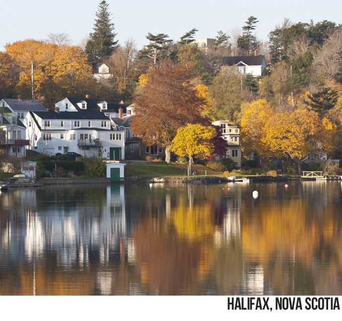 Daily Destination: Halifax, Nova Scotia