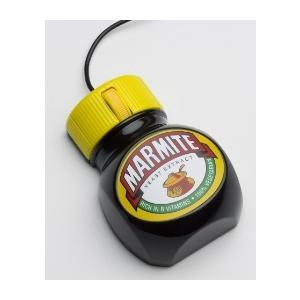 Marmite Wired Mouse