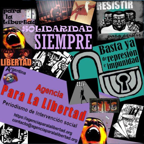 Argentina. ¡Ante la represión: solidaridad sin fronteras con las luchas compañeras!