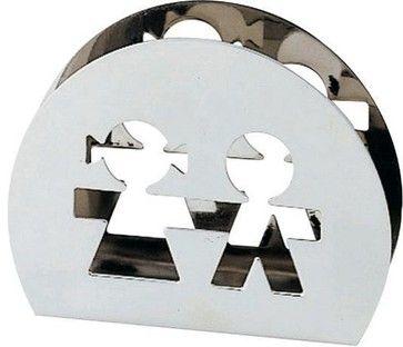 Modern Napkin Rings