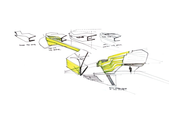 57 best architectural sketches images on pinterest Full size architectural drawings