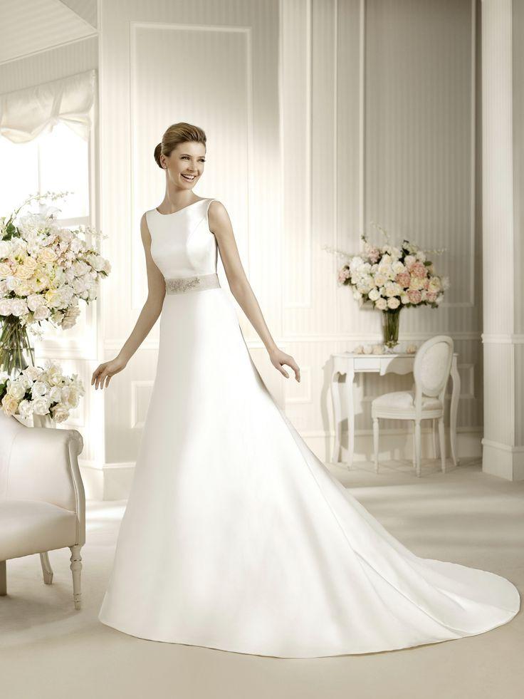 121 besten Wedding Dresses Bilder auf Pinterest | Designer ...