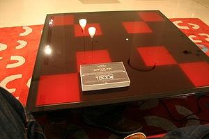 Very cool diy coffee table....!!!!: Coffee Tables, Designed Coffee, Tables Nicht Meiner, Coffee Table Nicht, Design Coffee, Daft Punk, Coff Tables Nicht, Diy Coffee