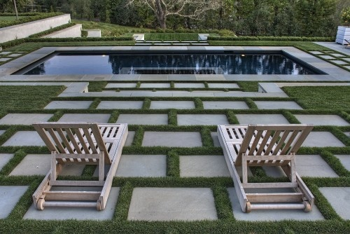 24 X 24 Patio Tile Entrance Into The Pool Looks So Serene.  Www.worldmosaictile.com | Patio Tile And Perfect Places | Pinterest | Patio  Tiles, ...