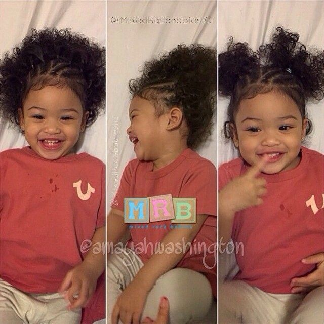 """""""Lao(Asian) & African American   Amayah Washington - 1 Year   Submitted By…"""