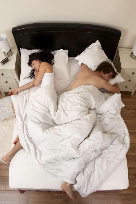 Saiba o que o jeito de dormir diz sobre os casais