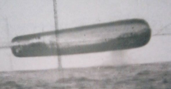 Could 'leaked Arctic UFO pics taken from US submarine in 1971 ...