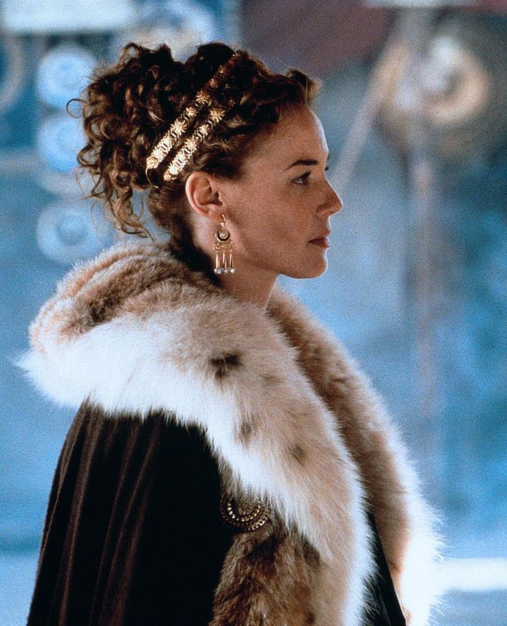 Connie Nielsen as Lucilla - Gladiator (2000)