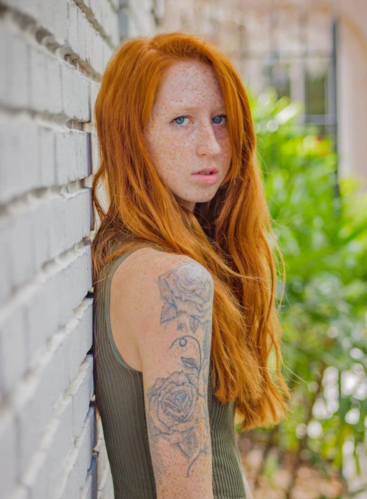 Pin on Freckled Girls