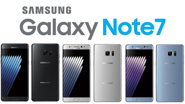 Own a Samsung Galaxy Note7? Here is how the 4 major US carriers are handling returns #Samsung #note7 #Android #GalaxyNote7