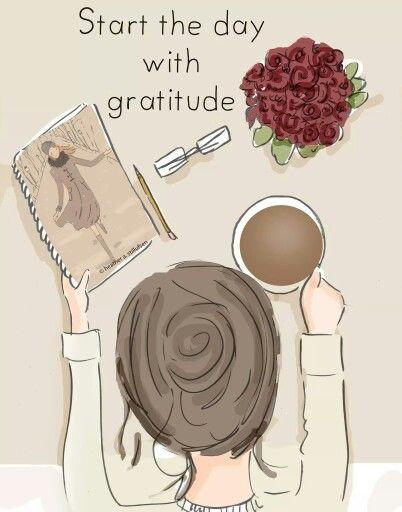 Gratitude - Rose Hill Designs: Heather Stillufsen