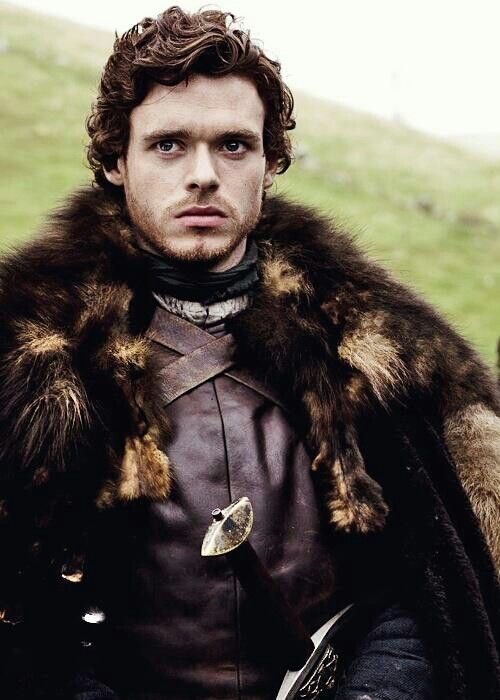 Game of Thrones ~ Robb Stark {*sigh*} I see him and my heart breaks all over again from the wedding