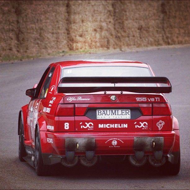 1993 ALFA ROMEO 155 TI V6 - German Touring Car Championship (DTM)