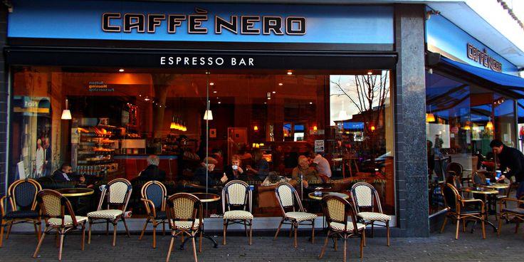 Caffe Nero coffee bar, High St,  Sutton, Surrey, Greater London (2)