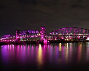 Little Rock Bridges, Little Rock, Arkansas, United States