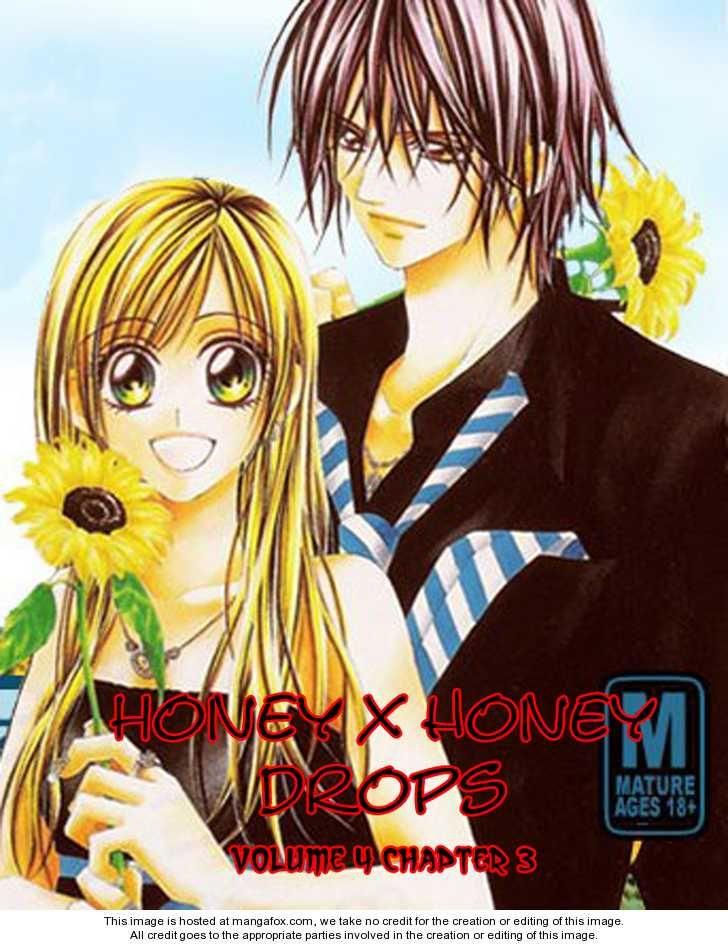Honey X Honey Drops Great Manga Truely Enjoyed Anime E Rosas