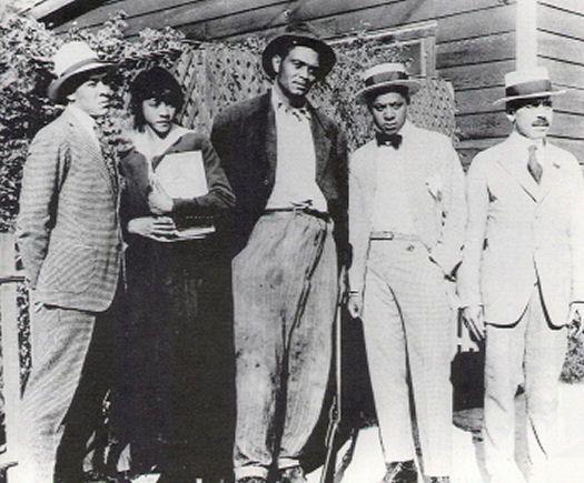 The first black-owned film company was The Lincoln Motion Picture Company, founded by the famous Missourian actor Noble Johnson in 1916