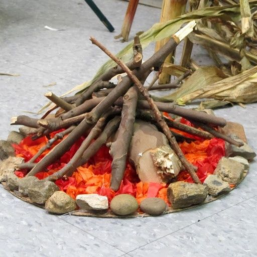 Classroom Birthday Party Treat Ideas ~ Ideas about fake campfire on pinterest red