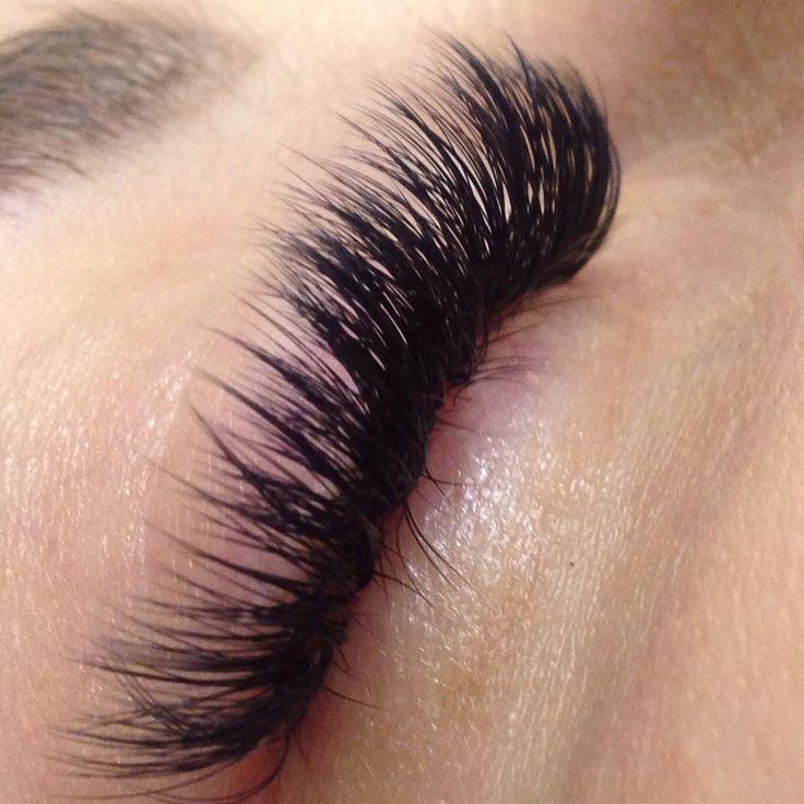 Eyelashes done by... Chelcy Gibbs