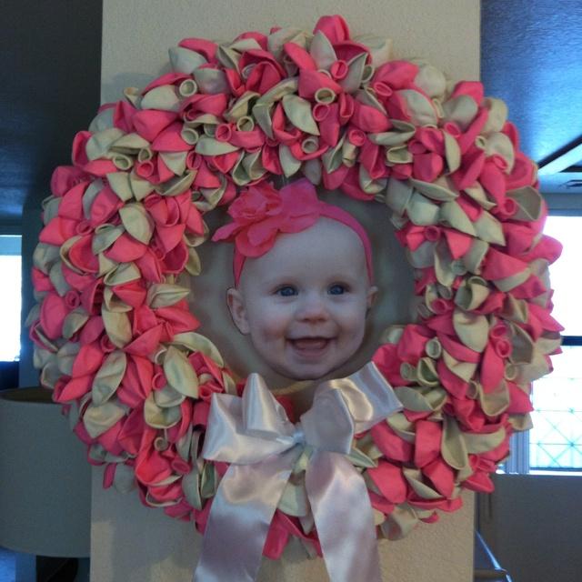 Emma's Birthday Wreath