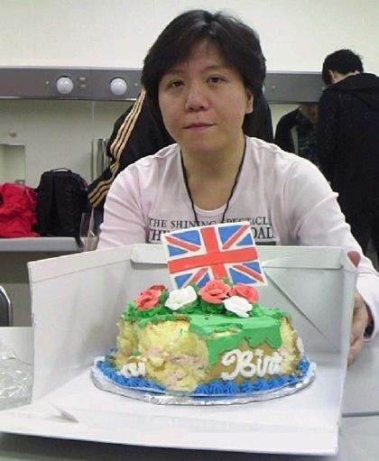 Noriaki Sugiyama (England), Hetalia Seiyuu Event 2010