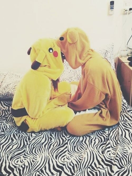 Our2ndLife Preferences | Matching Couple Onesies.