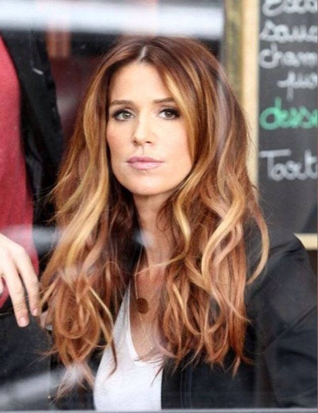 coloration caille de tortue poppy montgomery httpwwwlothmann - Coloration Cheveux Dor Cuivr