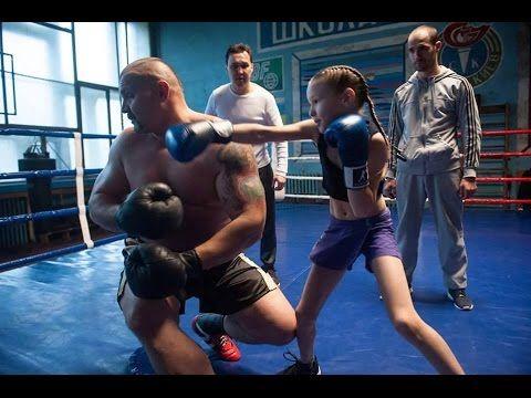 Incredible little girl Evnika Saadvakass Just 9 year Old Future Boxing Champion [Prodigy] - YouTube