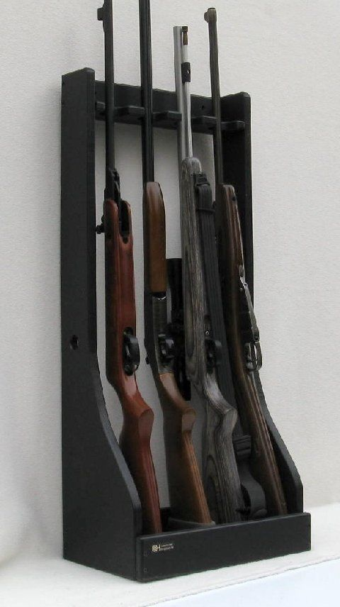 18 best images about Gun rack on Pinterest | Wood working, Project ...