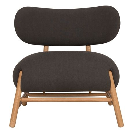 Bennie Occasional Chair  Charcoal