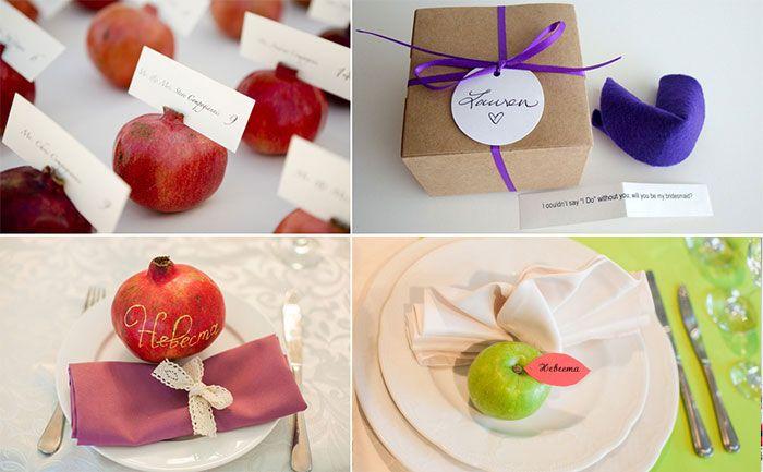 Свадебные карточки и номера на столы своими руками (много шаблонов)