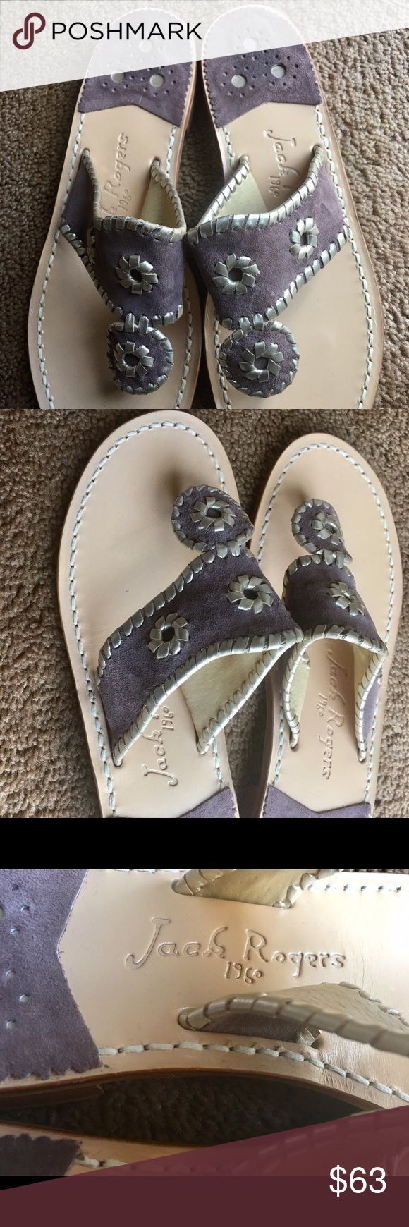 ✨🌟Jack Rogers Whipstitch Sandal ✨🌟 100% authentic!! Brand new!! ✨🌟 Jack Rogers Shoes Sandals