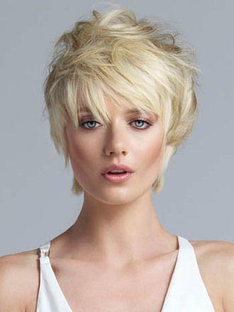 Hair styles for women over 50 Outfits for short hair pinterest