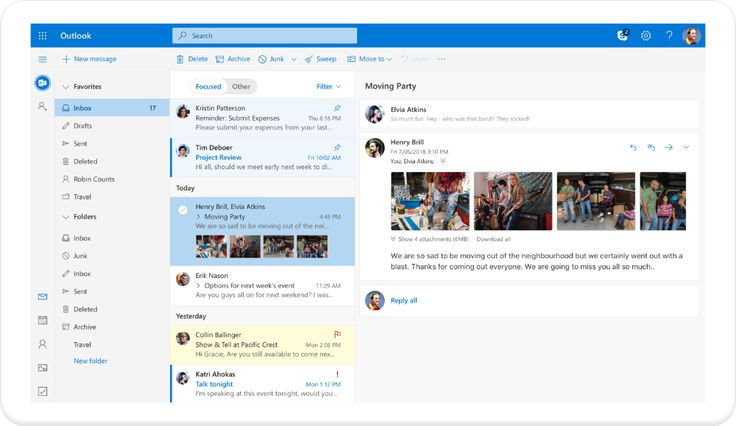Microsoft free personal email messages