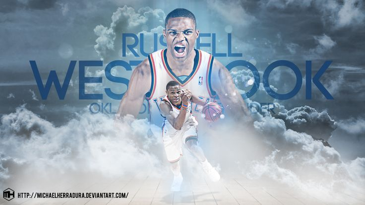 russell westbrook wallpaper for facebook | russell westbrook wallpaper by michaelherradura fan art wallpaper ...