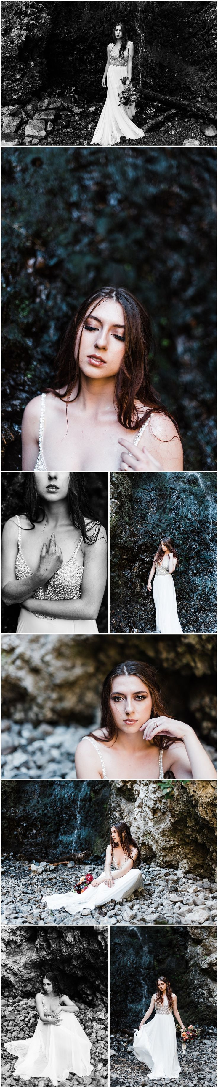 I had an itch to put together a shoot once I discovered this beautiful spot out at Indian Creek Mystic Falls. I pulled together some friends and vendors and we made this last minute shoot come toge…
