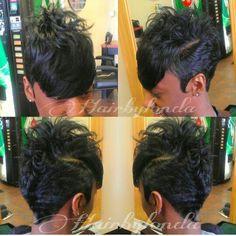 Hype Hair @hairbylonda - http://community.blackhairinformation.com/hairstyle-gallery/short-haircuts/hype-hair-hairbylonda/