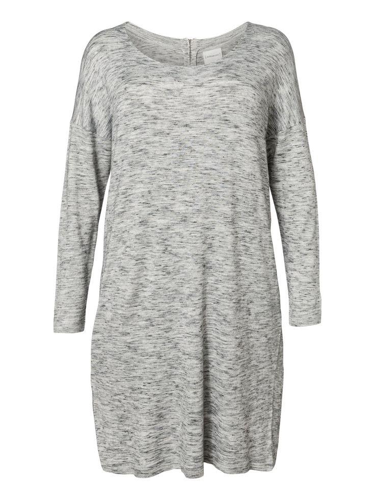 Plus size knit dress from JUNAROSE #junarose #dress #plussize #backtoreality