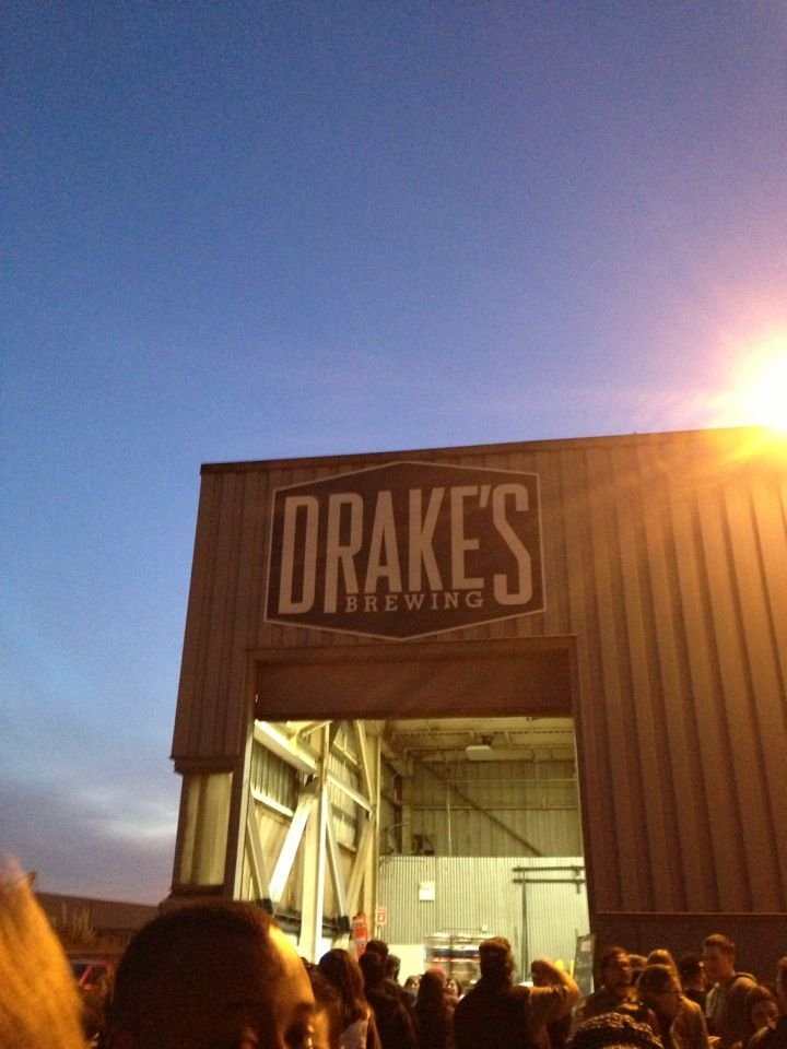 Drake's Barrel House in San Leandro, CA