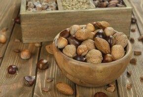 Los frutos secos con más y menos calorías   EROSKI CONSUMER